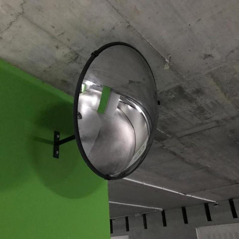 Espejos de seguridad para portales en Santurce