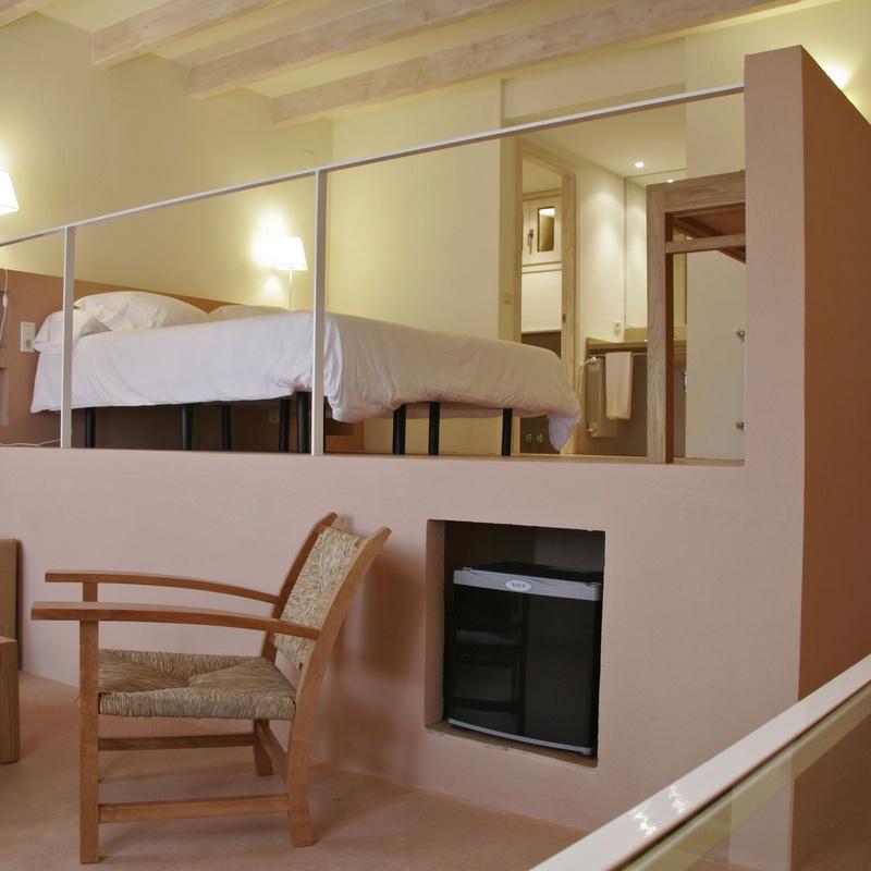 Habitaciones: Nuestros servicios de Aldea Roqueta