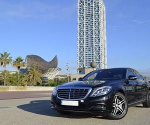 Servicio premium de alquiler de coches con conductor en Barcelona