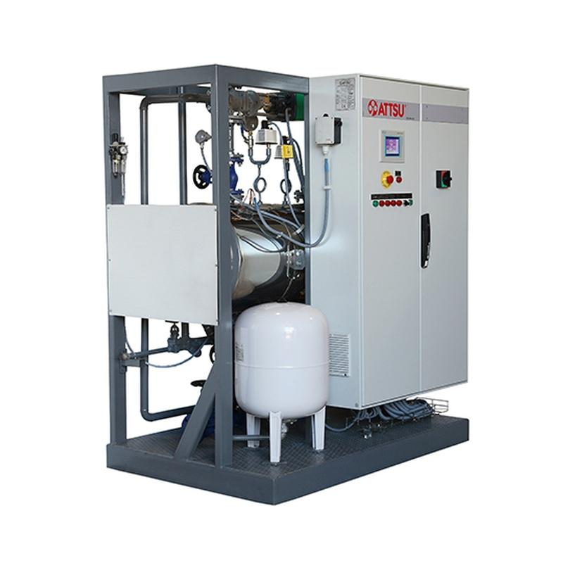 Calderas de agua sobrecalentada: Productos y servicios de ATTSU TEYVI