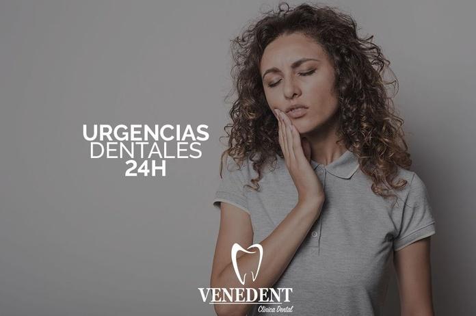 Urgencias en León 24H: Tratamientos de Clínica Dental Venedent