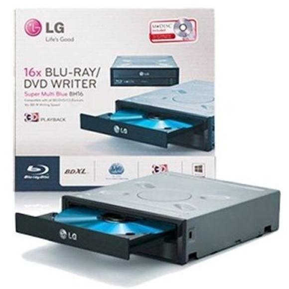LG BH16NS40 BLU-RAY Interna 16x BOX : Productos y Servicios de Stylepc