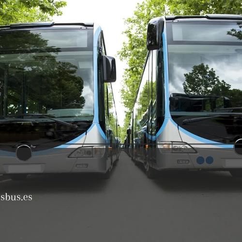 Profesionales en cristalería del autocar y autobús | Vertical Glass