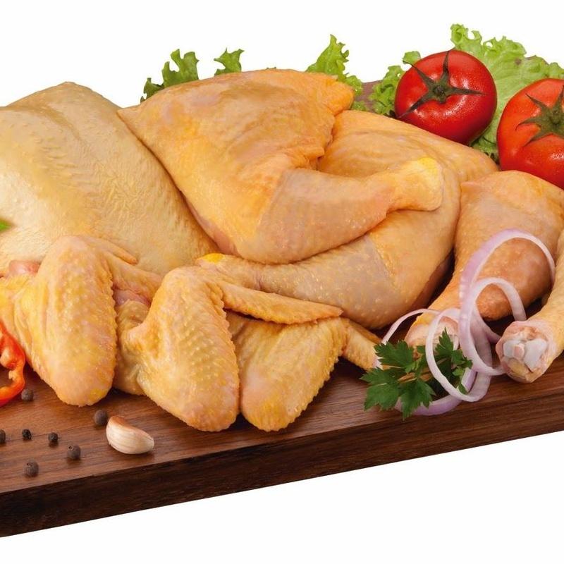 Pollo de caserío vasco:  de Sergivan-Mar