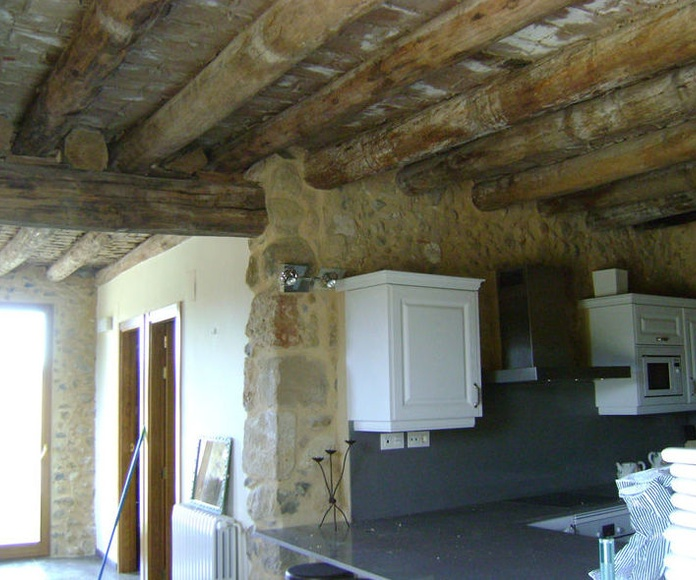 Can Motas. Vilademuls (Girona)
