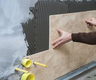 Rehabilitación de fachadas: Servicios de Namka Reformas