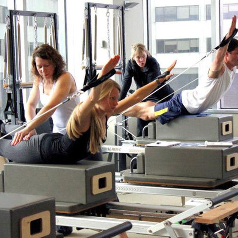 Clases de Pilates : Tratamientos naturales  de Raices Rojas