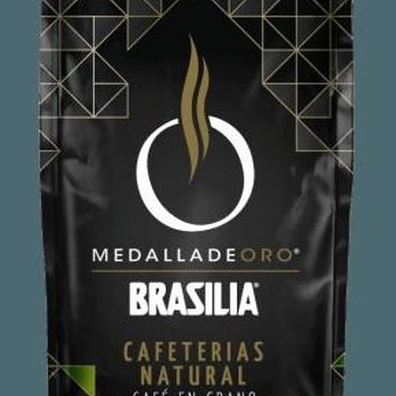 CAFE EN GRANO MEDALLA DE ORO ESPECIAL CAFETERIAS: Catálogo de Sur Vending Coffee S.L.