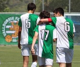 Nuestros patrocinadores: El Club de VALLDOREIX FC