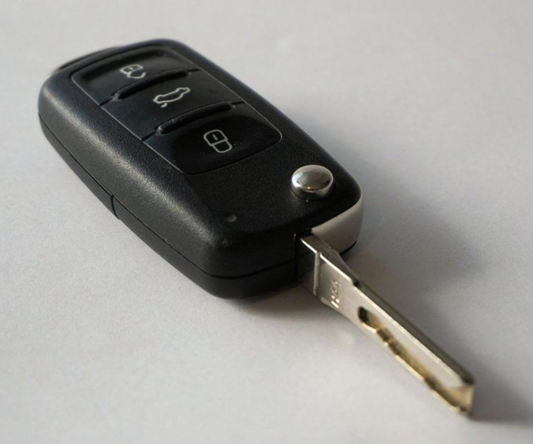 ¿Qué es una llave de coche inteligente?