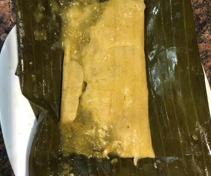 Tamales: Auténtico Mexicano de Los Mexicanos Restaurante