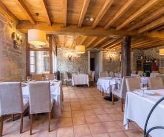 Mariscos: Hotel Restaurante de Hotel Restaurante Asador de Roxos