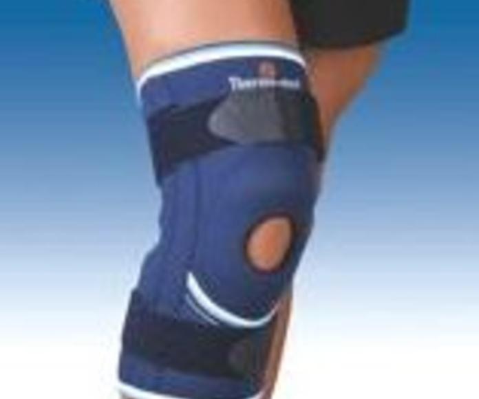 Guía para rodilleras por lesiones