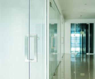 Escaparates: Productos y servicios de Cristalería Laraglass85
