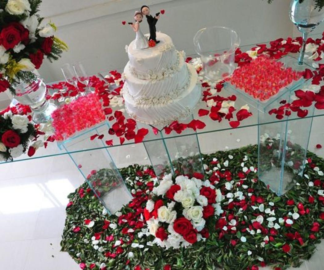 Las flores de tu boda