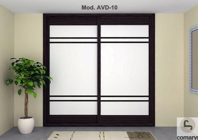 Frente de armario corredera mod. AVD-10