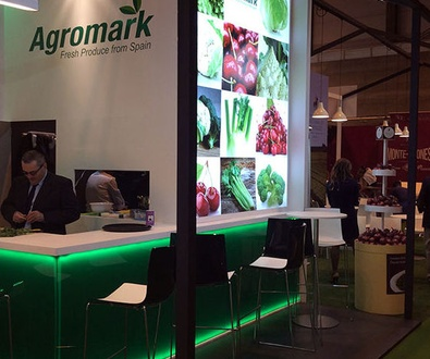 STANDS FRUIT ATTRACTION 2015