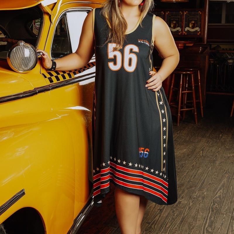 Vestidos: Moda, tallas grandes de Rebecca Tallas Especiales