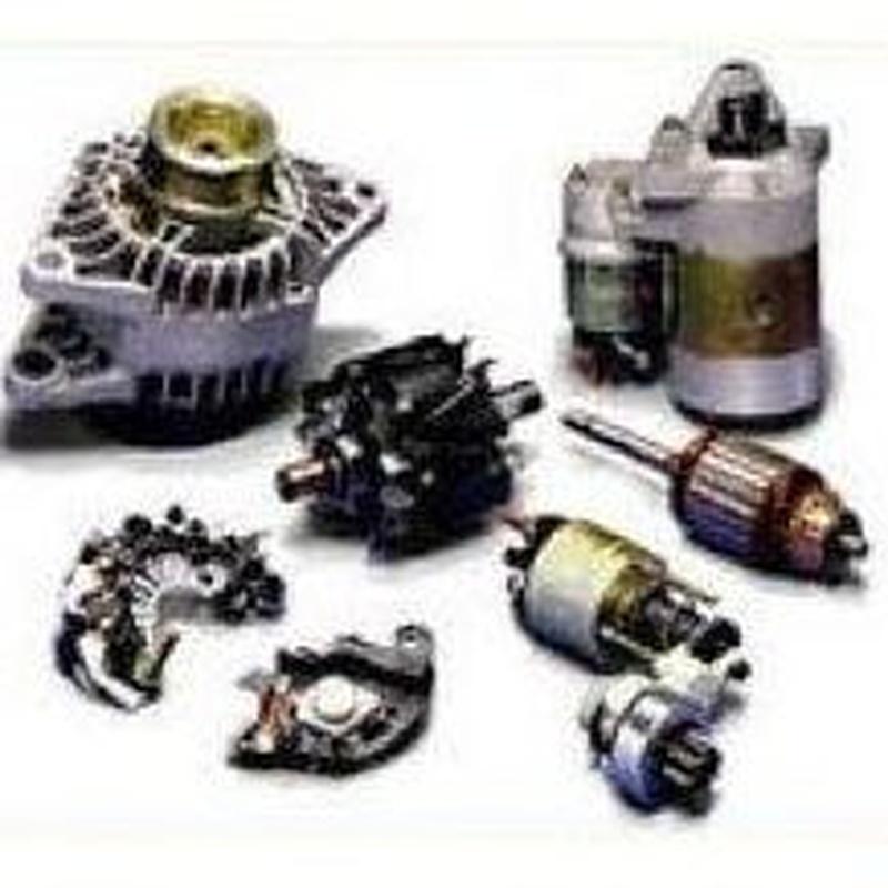 Motores de arranque: Recambios de coche de ALTER-MOTOR
