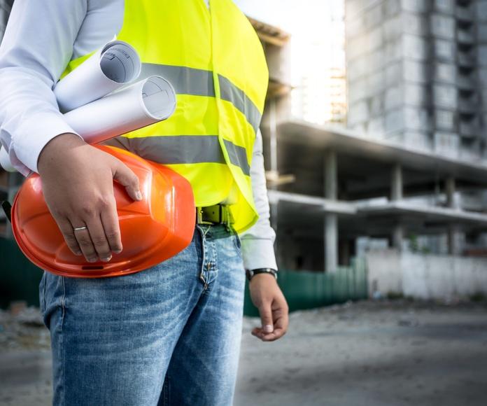 Trabajos técnicos: Servicios de Fachadas Estévez