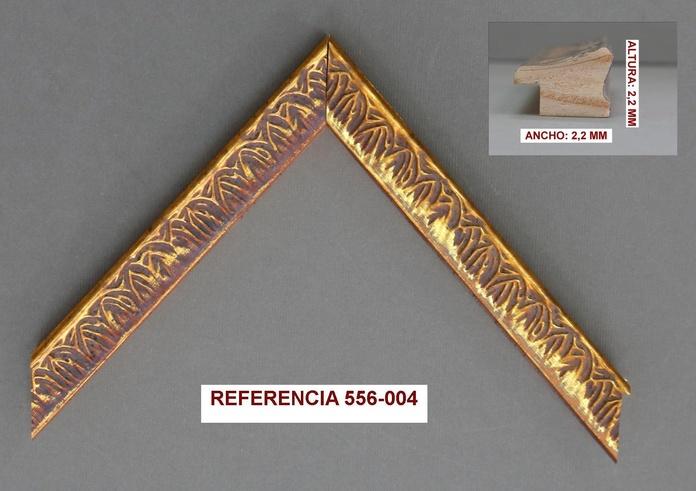 REF 556-004: Muestrario de Moldusevilla