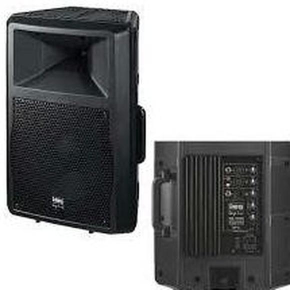 ALTAVOZ AMPLIFICADO PAK-112MK2: Nuestros productos de Sonovisión Parla