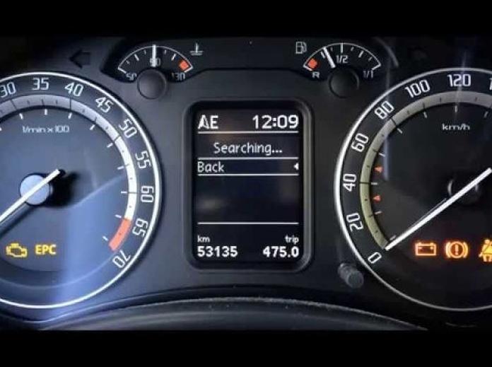 Sistemas de monitorización y activación de funciones en vehículos grupo VAG: Servicios multi car de multi car sistemas