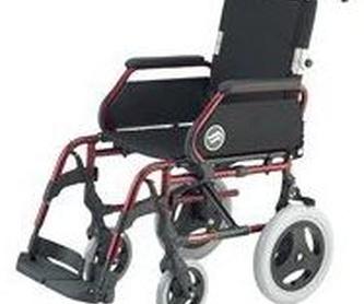 Silla de ruedas infantil : Catálogo de Ortopedia Bentejui
