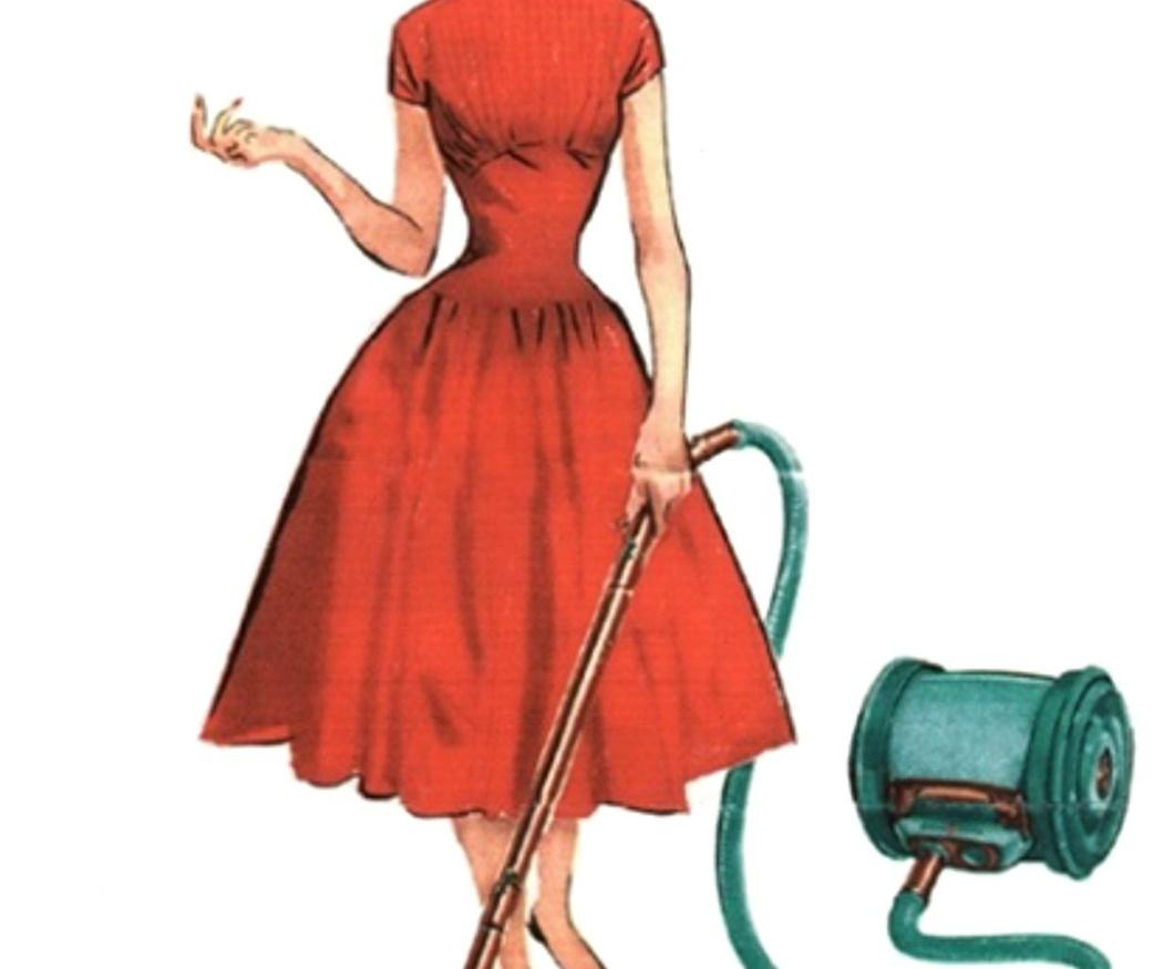 Un poco de historia: los servicios de limpieza
