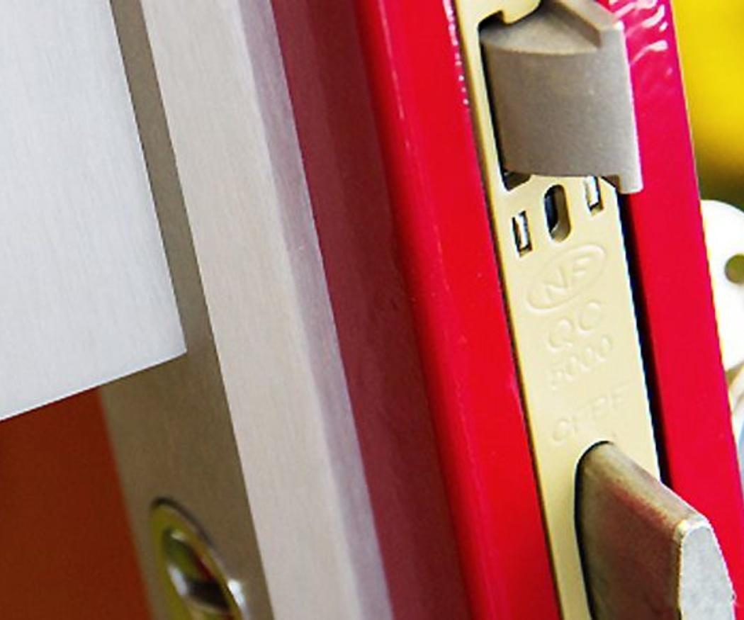 Tipos puertas de seguridad