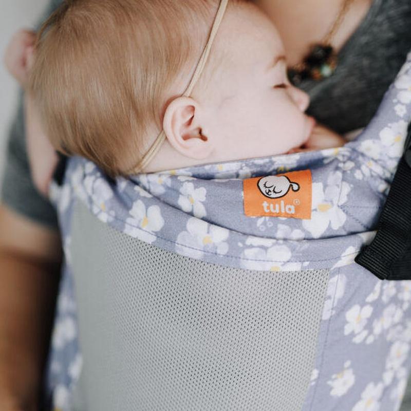 Mochila Portabebé Tula Free-to-Grow Coast – Sophia: Productos de Mister Baby