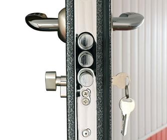 Cerraduras de Alta Seguridad: Servicios de Cerrajería Goyo