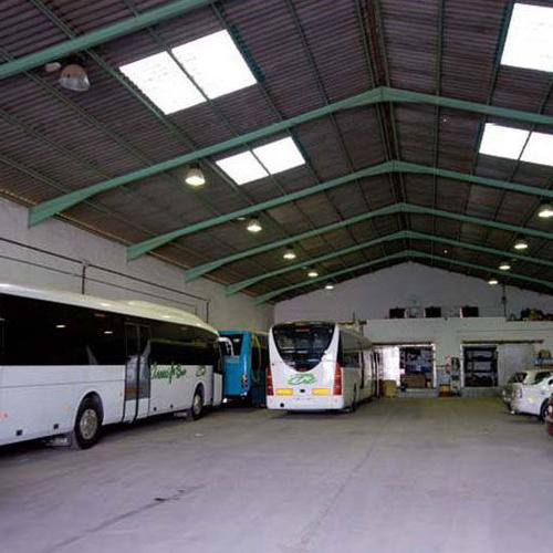 Aire acondicinado para coches y autobuses