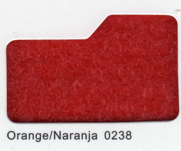 Cinta de cierre Velcro-Veraco 38mm Naranja 0238 (Gancho).