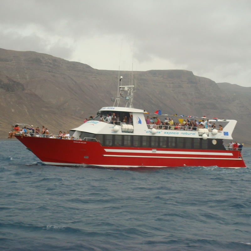 Excursions: Biosphere Express de Biosfera Express Puerto de Órzola