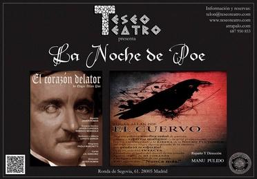 La Noche de Poe