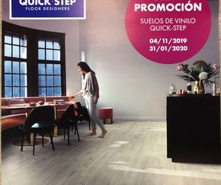 Promoción Quick step