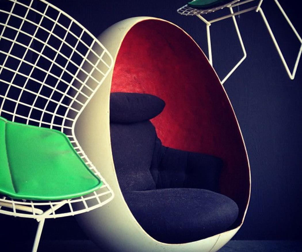 5 sillas clásicas de diseño contemporáneo