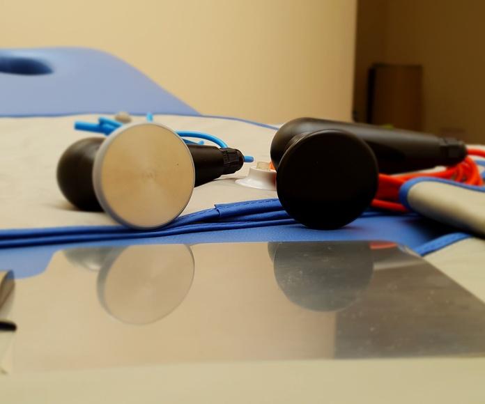 Diatermia: Nuestros Servicios de Fisioterapia D2