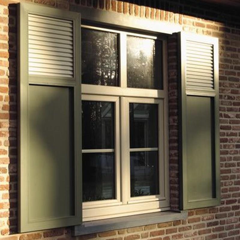 Ventanas Practicables Compactas Monoblok: Catálogo de Carpintería aluminio Vicar
