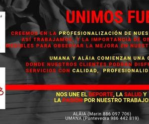 Aläia, Centro de Recuperación Funcional y Umana, Centro de Análisis Biomecánico, Unen fuerzas