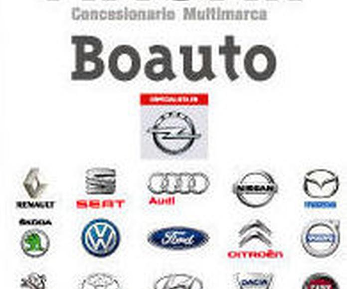 Pedir cita Boauto