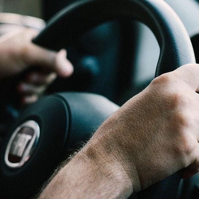 Cristales tintados y otros recursos de seguridad para automóviles