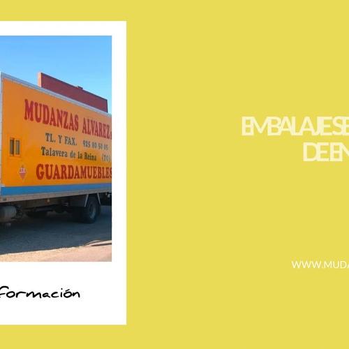 Mudanzas y guardamuebles en Talavera de la Reina | Mudanzas Álvarez, S. Coop. Ltda.