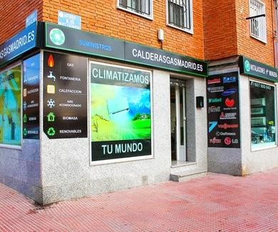CALDERAS EN ALCALA DE HENARES / VENTA Y INSTALACION DE CALDERAS EN ALCALA DE HENARES