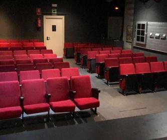Sesión Continua: Cartelera y actividades de Teseo Teatro
