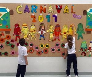 Nosotros también celebramos el Carnaval