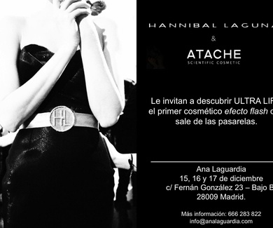 EVENTO ULTRA LIFT FLASH EFECT-HANNIBAL LAGUNA BY ATACHE