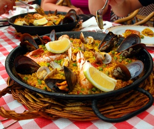 Arroz Paella