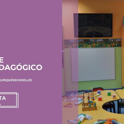 Guarderías infantiles en el centro de Madrid